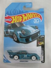 Hot Wheels 2018 Super Treasure T-Hunt  $ Porsche 934.5 Mint In Card