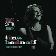 Tine Bednoff And The Cocktailers - Jump Sister Jumo (NEW CD)