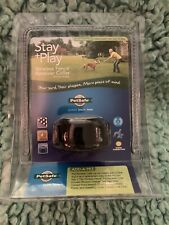 New listing Petsafe Stay & Play Wireless Fence Receiver Collar Pif00-12918