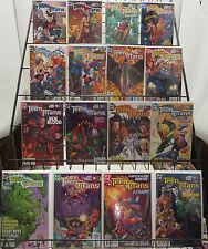 Teen Titans (2003-07)2-51 Superboy Kid Flash Robin Wonder Girl Raven 52 diff Cyb