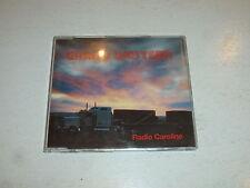 GRANS WESTERN - Radio Caroline  - UK 4-track CD LP (DJ Promo)