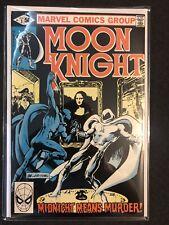 MOON KNIGHT #3 1st APPEARANCE MIDNIGHT MAN Disney+ Marvel Comics CGC Worthy 1981
