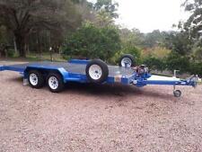 Car Trailer, Fully Hydraulic Tilt Bed 5.3 METERS x 2 METERS  ,Top of the Range