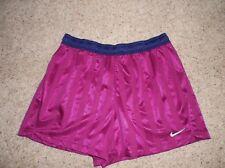 Women's NIKE athletic RUNNING shorts short short pants pants sz L