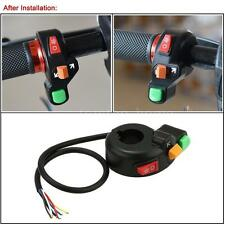 3 in 1 Headlights/Turn Signal Lights/Horn ON-OFF Switch for Motorcycle F0A5