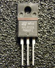 3x STP6N60FI N-Channel Power Mosfet  600V 3,8A, ST Microelectronics