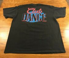 Vintage 1990's Club Dance Knoxville Tennessee T Shirt Adult XL TV Country Dance