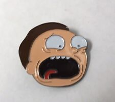"Enameled Rick and Morty ""Morty Smith"" Pins!"