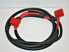 """Deka + Dual Battery Cable 123"""" 1987-2005 Ford Diesel Truck F Series MOST NOT ALL"""
