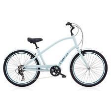 "Electra Townie Original 7D Herren Fahrrad 26"" Blau Beach Cruiser 7 Gang City"