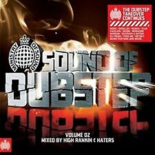 MINISTRY OF SOUND Sound Of Dubstep (Volume 02) 2CD BRAND NEW Digipak
