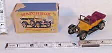 LESNEY MATCHBOX MODELS OF YESTERYEAR 1911 DAIMLER in scatola