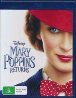 Mary Poppins Returns  Blu-ray NEW