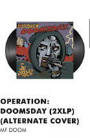 MF Doom ‎–Operation Doomsday Exclusive Metal Face Cover 2x Vinyl LP Pre-order