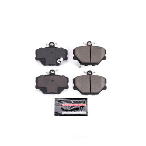 Disc Brake Pad Set Front Power Stop Z23-1252 fits 05-16 Smart Fortwo