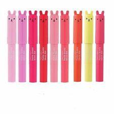 Tonymoly Petite Bunny Lip Gloss Bar Sets (4 Flavors) - Free Shipping (US Seller)