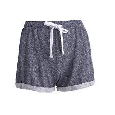 Summer Pants Women's Sports Shorts Gym Workout Waistband Yoga Short