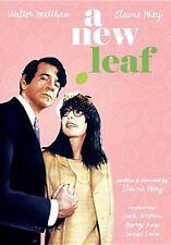 A NEW LEAF (Walter Matthau) - DVD - Region 1