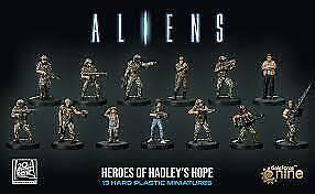 Aliens: Heroes of Hadley's Hope Additional Miniatures Set ALEINS05 Galeforce 9