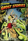 Amazing Ghost Stories 14 Comic Book Cover Art Giclee Reproduction on Canvas