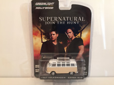 Supernatural 1967 VW Samba Bus Greenlight 44730 C 1 64 Scale
