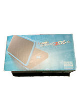 NEW OPEN BOX Nintendo 2DS XL Handheld System - Black & Turquoise