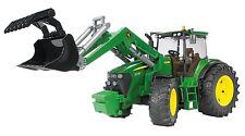 Bruder Toys John Deere 7930 - 03051 - children's toy farm tractor with loader