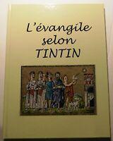 L'évangile selon Tintin.  HORS COMMERCE 2018. Les éditions syldaves. 38 pages