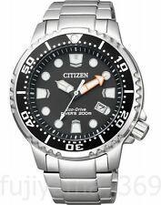 NEW CITIZEN BN0156-56E PROMASTER MARINE  Watch Eco-Drive Made in JAPAN Express/S