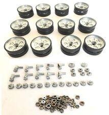 heng long tank T90 Metal Road Wheels Set With Bearings  1/16
