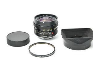 Leica 24mm f2.8 Leitz Wetzlar Elmarit-R Lens 24/2.8 Germany S/N 2905560