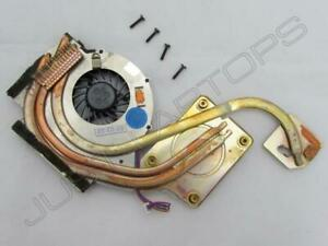 """IBM Lenovo ThinkPad T60 T60P 14.1"""" CPU Processor Heatsink & Fan 41W6402 41W6406"""