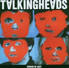 Talking Heads - Remain in Light [CD  DVDA]