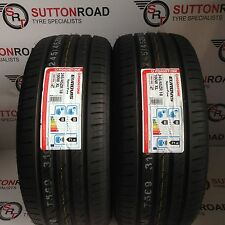 245/45 18 ROADSTONE Nexen Mid Range 24545r18 100w XL B Wet Tyres X 2 Fitting