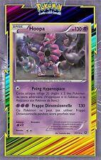🌈Hoopa Holo Promo-XY11:Offensive Vapeur- 51/114 - Carte Pokemon Neuve Française