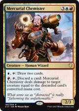 Mercurial Chemister (Launenhafter Chemister) Commander 2017 Magic