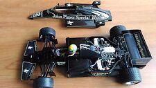 Lotus Renault 97T Ayrton Senna First Victory Portugal 1985 PremiumX 1:18