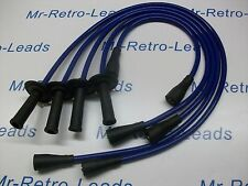 BLUE 8MM IGNITION LEADS WILL FIT VW TRANSPORTER CAMPER T1 T2 BUS AIR COOLED 1600