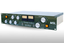 VINTAGE AUDIO MSL, STEREO VCA BUSS COMPRESSOR, MIX BUSS, GREAT GLUE!