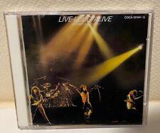 LIVE LOUD ALIVE LOUDNESS IN TOKYO DENON JAPAN CD