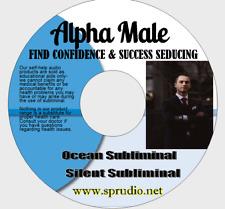 Alpha Male 2  Ocean Subliminal Audio CD- Sprudio
