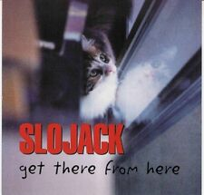 Slojack Get There From Here 12 track 2000 PROMO cd