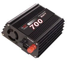 Professional Series 700 Watt Power Inverter/ Convert 12v DC to 110v/120v AC NEW