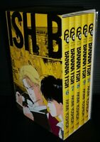 JAPAN Akimi Yoshida manga LOT: Banana Fish vol.6~10 Set (Reprint BOX vol.2)