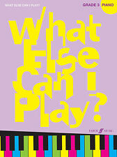 What Else Can I Play? Grade 3 Piano Solo Easy Learn to Play FABER Music BOOK