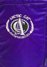Womens ARCTIC CAT Arcticwear Purple 100% Nylon Snowmobile Pants Size M