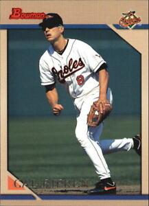 A7727- 1996 Bowman Baseball Card #s 1-200 +Rookies -You Pick- 10+ FREE US SHIP