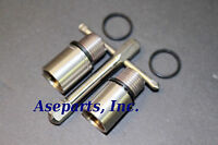 """Bicycle  Stainless Steel  Pedal Extender. 9/16"""" Thread 20mm, 25mm, 30mm long."""