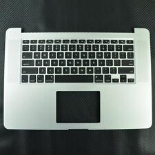NEW US Macbook Pro Retina 15 A1398 2015 Top Case Palmrest...