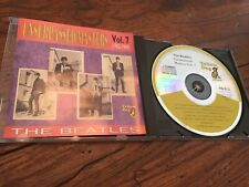 THE BEATLES UNSURPASSED MASTERS VOL 6 CD YELLOW DOG